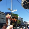 USA - San Francisco - Ashbury/Haight