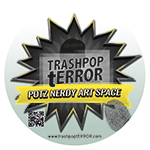 The trashpoptERROR Button 2018